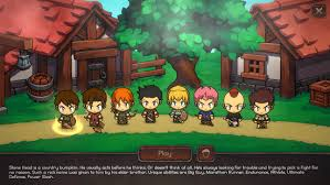 تحميل لعبة Kinda Heroes مهكرة للاندرويد