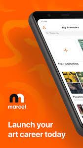 تحميل برنامج Marcel برابط مباشر للأندرويد