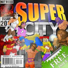 تحميل لعبة (Super City (Superhero Sim مهكرة