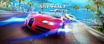 تحميل لعبة asphalt nitro مهكرة