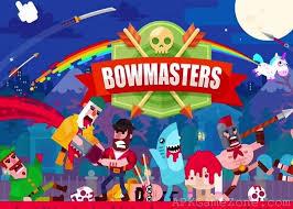 تحميل لعبة Bowmasters مهكرة للأندرويد
