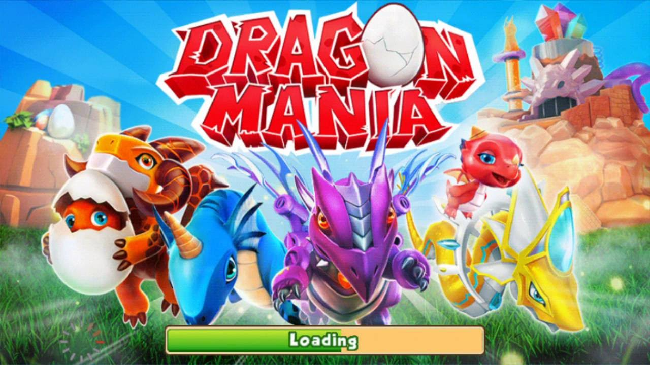 تحميل لعبة dragon mania مهكرة