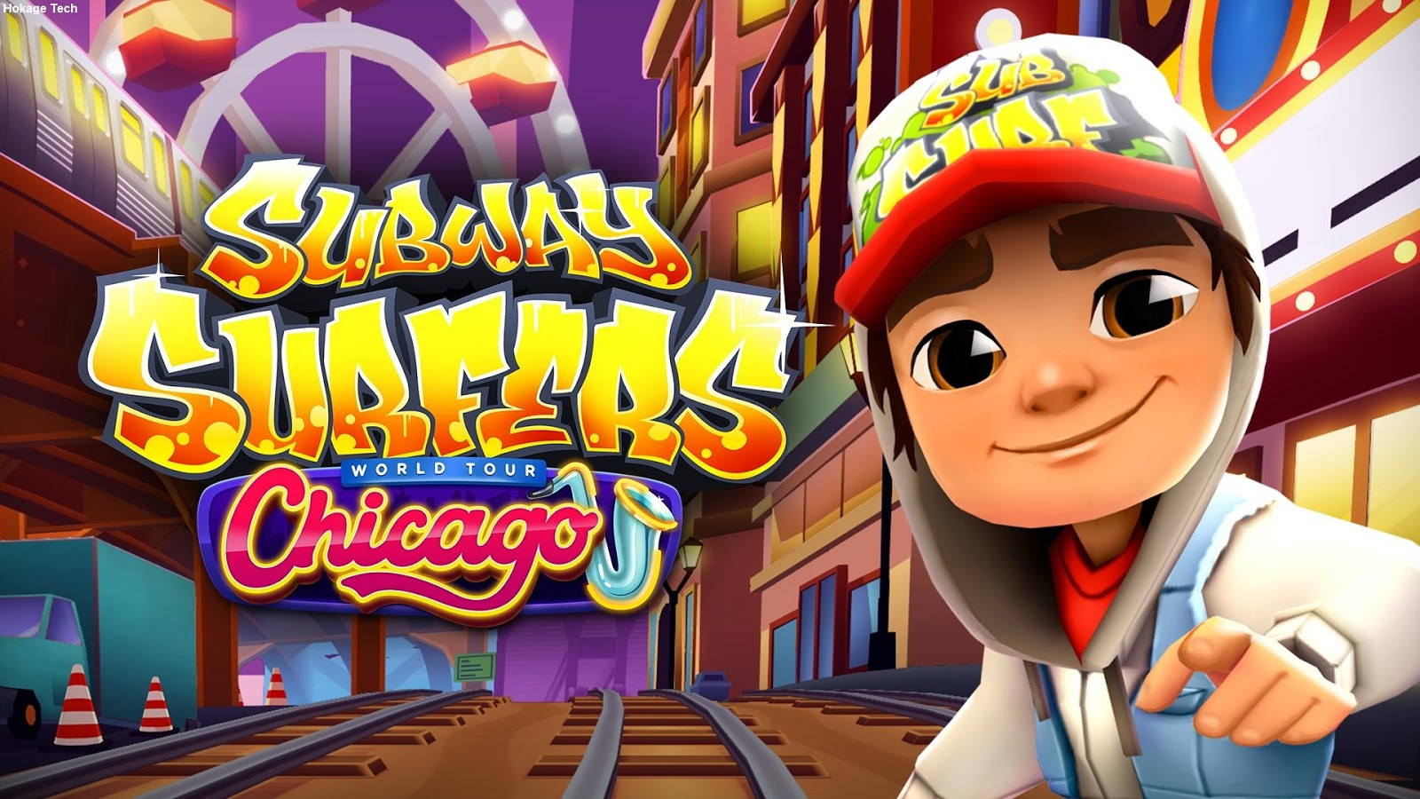 subway surfers مهكرة