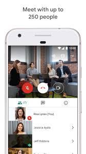 تحميل جوجل ميت Google Meet APK برابط مباشر