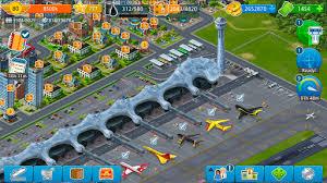 تحميل لعبة مدينة الطائرات Airport City مهكرة من ميديا فاير