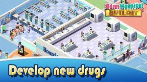 تحميل لعبة Sim Hospital Building مهكرة اخر اصدار