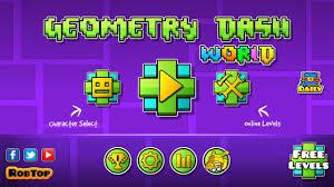 تحميل لعبة geometry dash مهكرة