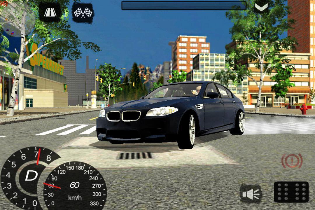 تحميل لعبة Real Car Parking HD مهكرة