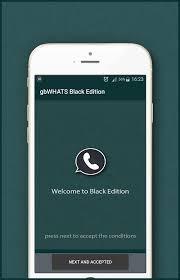 تحميل واتساب اسود WhatsApp Black برابط مباشر