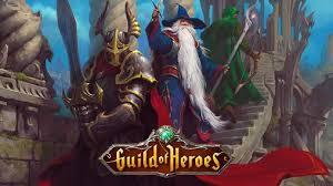 تحميل لعبة Guild of Heroes مهكرة 2021