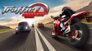تنزيل لعبة Traffic rider مهكرة للأندرويد 2022