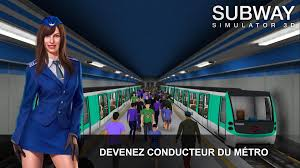 تحميل لعبة صب واي Subway Simulator 3D مهكرة للأندرويد