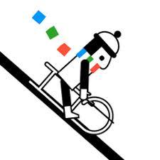 تحميل لعبة Line Rider مهكرة للأندرويد
