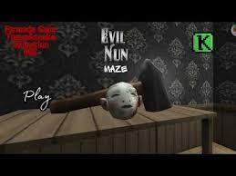 تحميل لعبة Evil Nun Maze مهكرة من ميديا فاير