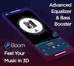 تحميل برنامج Boom Music Player Premium مهكر للأندرويد