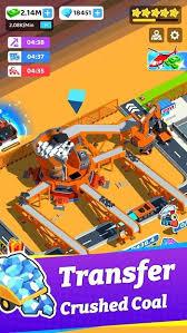 تحميل لعبة Coal Mining Inc مهكرة اخر اصدار