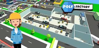 تحميل لعبة Poly Factory مهكرة للأندرويد