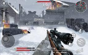 تحميل لعبة Sniper Online: World War II مهكرة