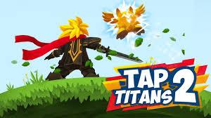 تحميل لعبة Tap Titans 2 مهكرة من ميديا فاير