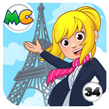 تحميل لعبة My City باريس مهكرة من ميديا فاير