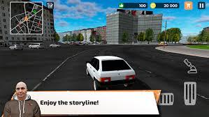 تحميل لعبة Big City Wheels مهكرة [العاب سباق سيارات]